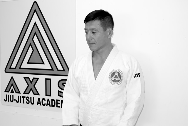 Hideyuki Shirai (black belt)